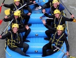 rafting meribel
