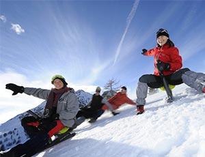 sport hiver méribel