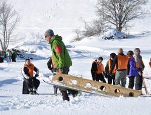 challenge neige méribel