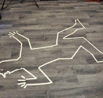Murder party Méribel